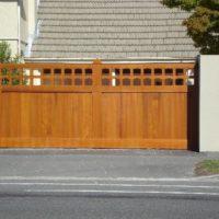 Cedar Auotmated Gate