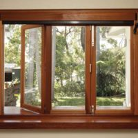 External Bifold Window