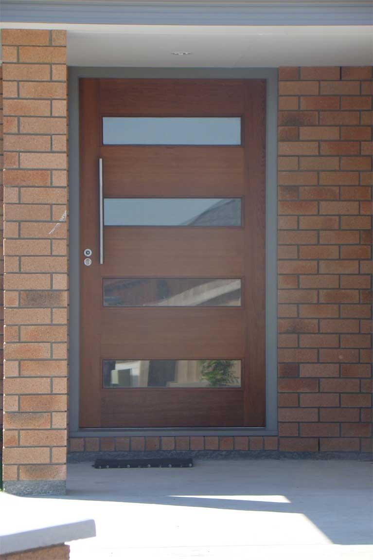 Exterior Timber Doors Independent Doors