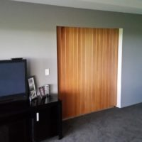 Cedar T&G barn door 3